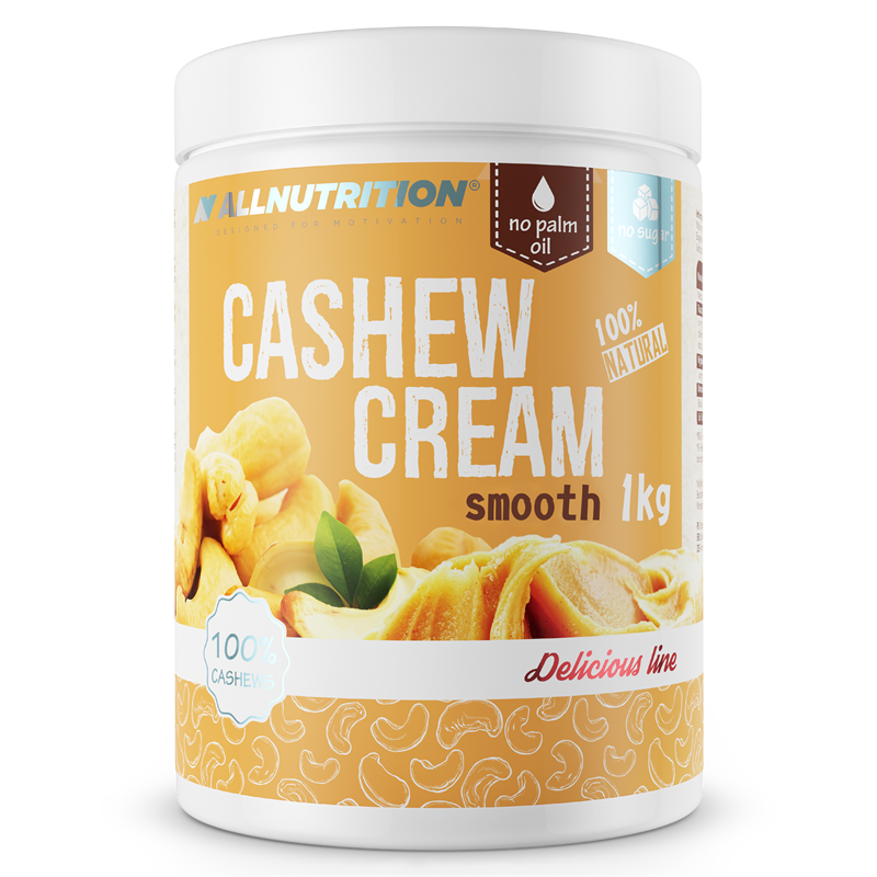 ALLNUTRITION Cashew Cream Smooth