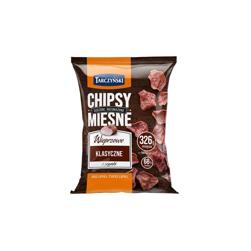 Chipsy Mięsne