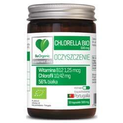 Chlorella BIO Oczyszczanie