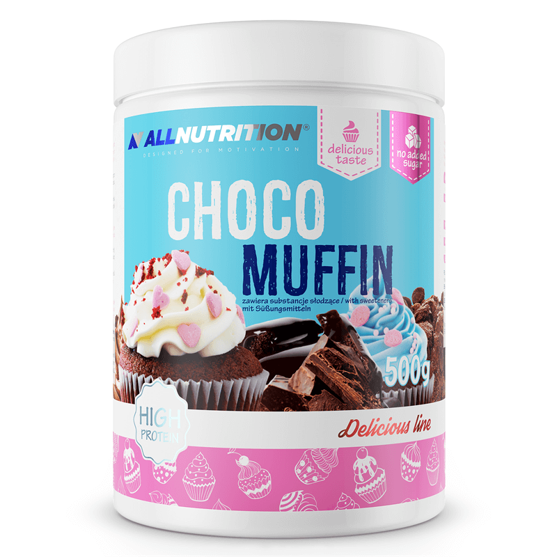ALLNUTRITION Choco Muffin