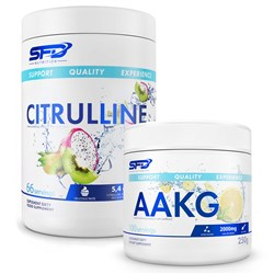 Citrulline 400g + AAKG 250g