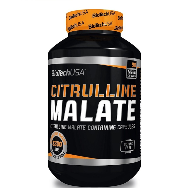 BioTechUSA Citrulline Malate Caps