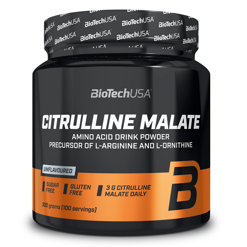 BioTechUSA Citrulline Malate Powder