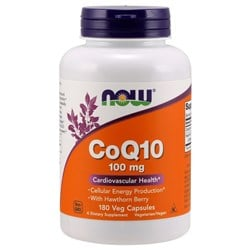 CoQ10 with Hawthorn Berry
