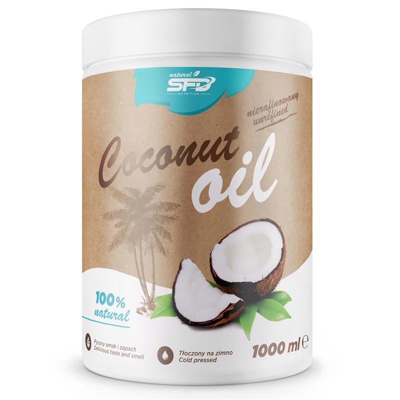 SFD NUTRITION Coconut Oil Nierafinowany