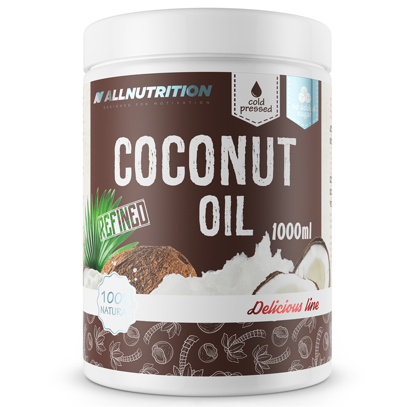 ALLNUTRITION Coconut Oil Refined
