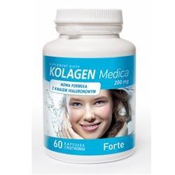 Colagen Medica Forte 200 mg LICAPS® Kapsułki z Roztworem
