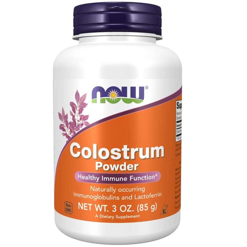 Now Colostrum Powder