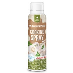 Cooking Spray Garlic Oil