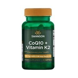 Coq10 + Vitamin K2