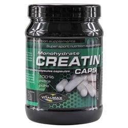 Creatin Monohydrate caps