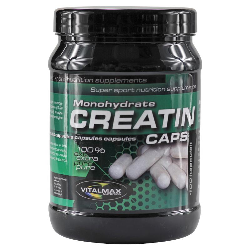 Vitalmax Creatin Monohydrate caps