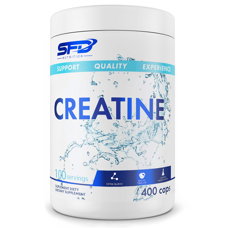 SFD NUTRITION Creatine Caps