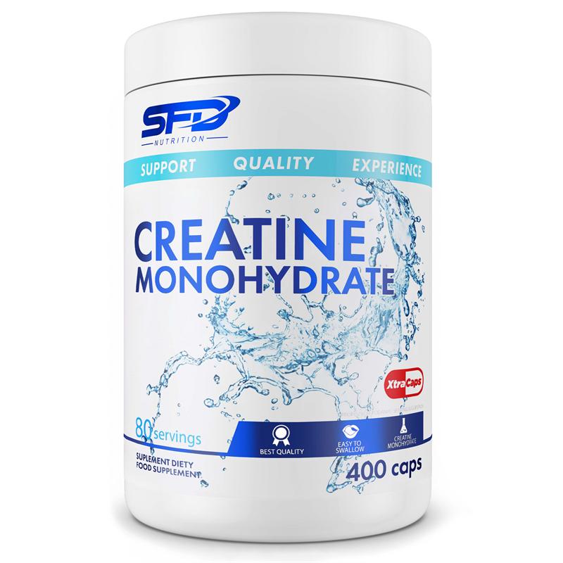 Creatine Monohydrate XtraCaps