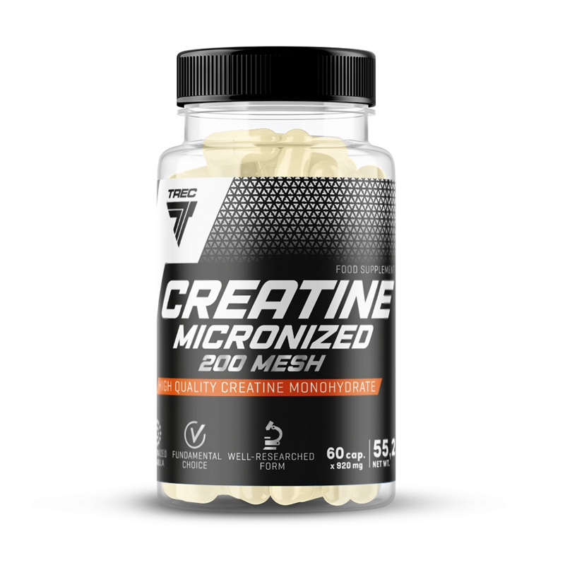 Trec Creatine micronized 200 mesh