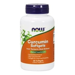 Curcumin Softgels