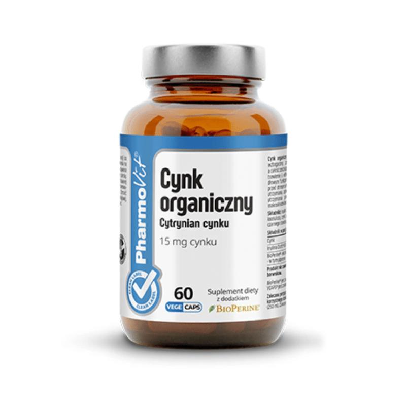 Pharmovit Cynk Organiczny