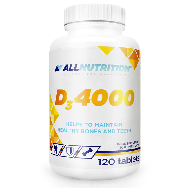 ALLNUTRITION D3 4000