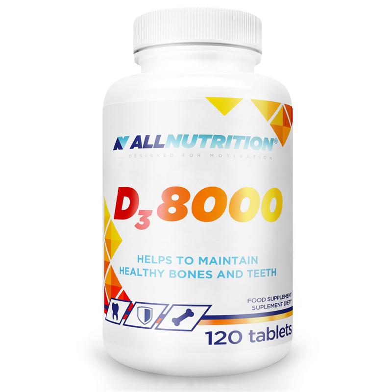 ALLNUTRITION D3 8000