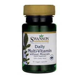 Daily Multi-Vitamin without Minerals