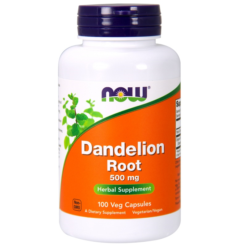 Now Dandelion Root