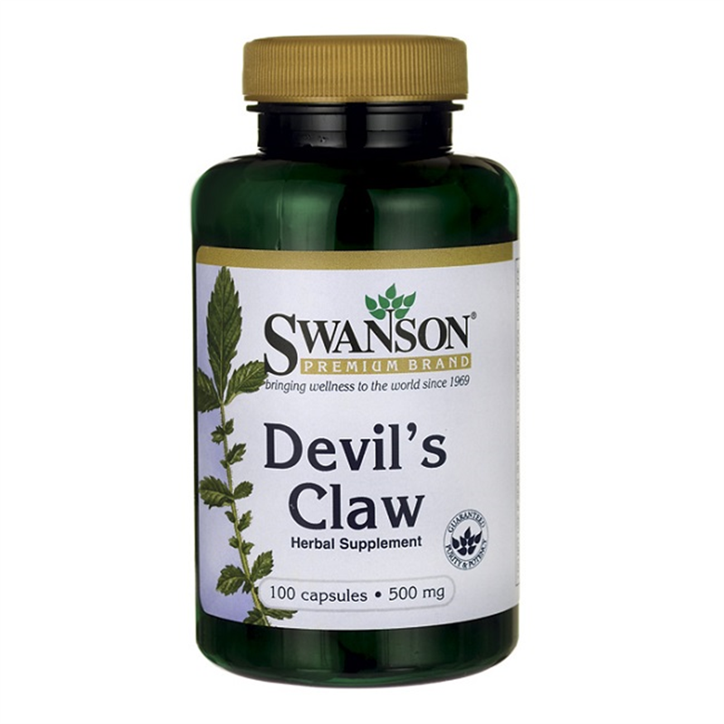 Swanson Devil's Claw