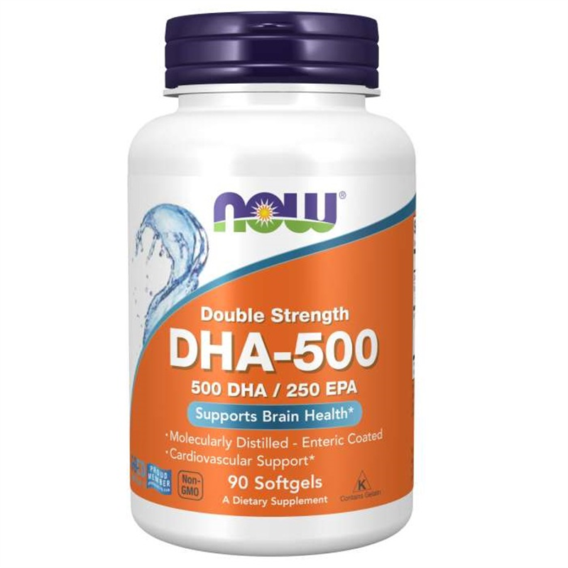 Now Double Strength DHA-500
