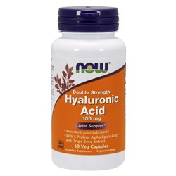 Double Strength Hyaluronic Acid
