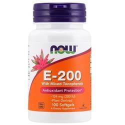 E-200 Mixed Tocopherols