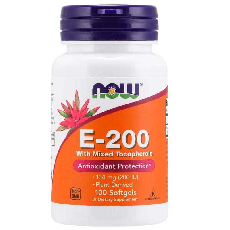Now E-200 Mixed Tocopherols