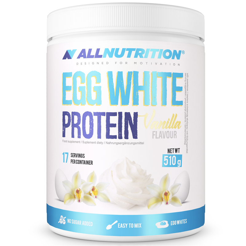ALLNUTRITION Egg White Protein