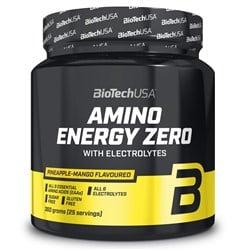 Energy Zero with Electrolytes