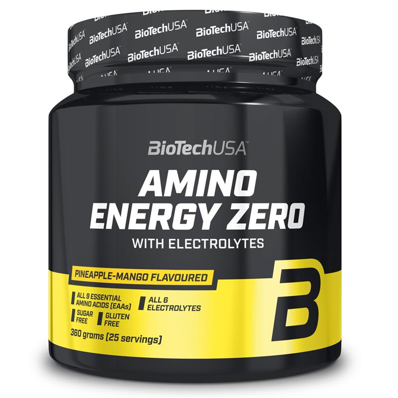 BioTechUSA Energy Zero with Electrolytes