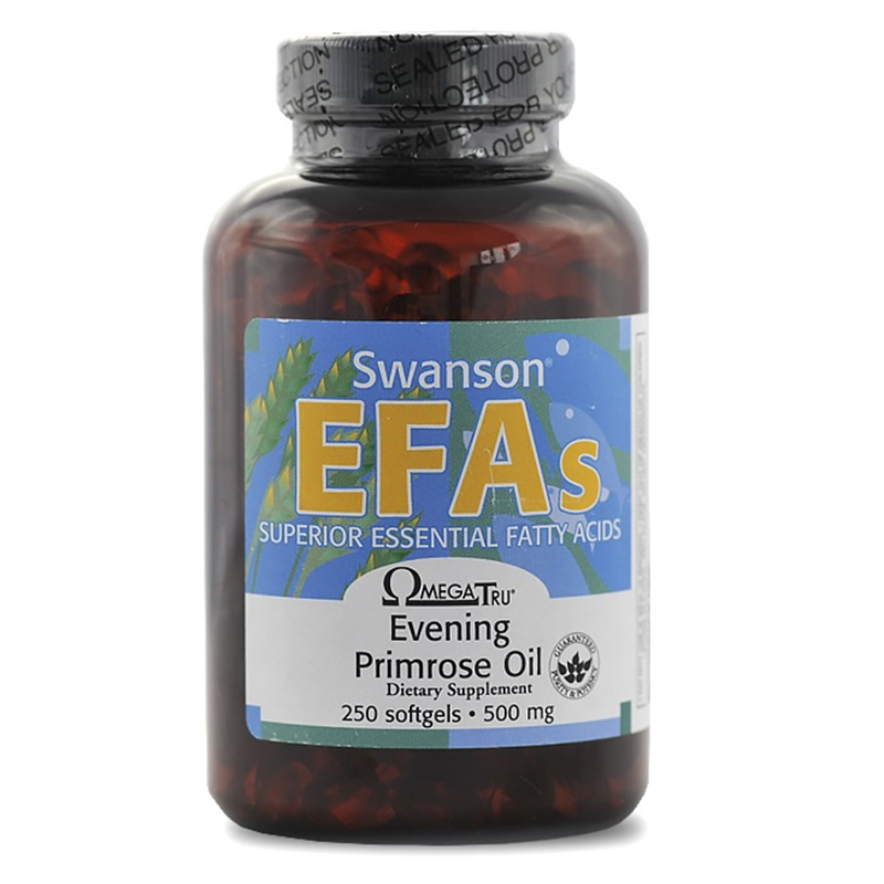 Swanson Evening Primrose Oil