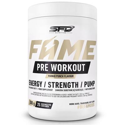 FAME Pre Workout
