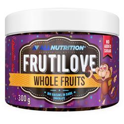 FRUTILOVE Whole Fruits - Duże Rodzynki W Ciemnej Czekoladzie