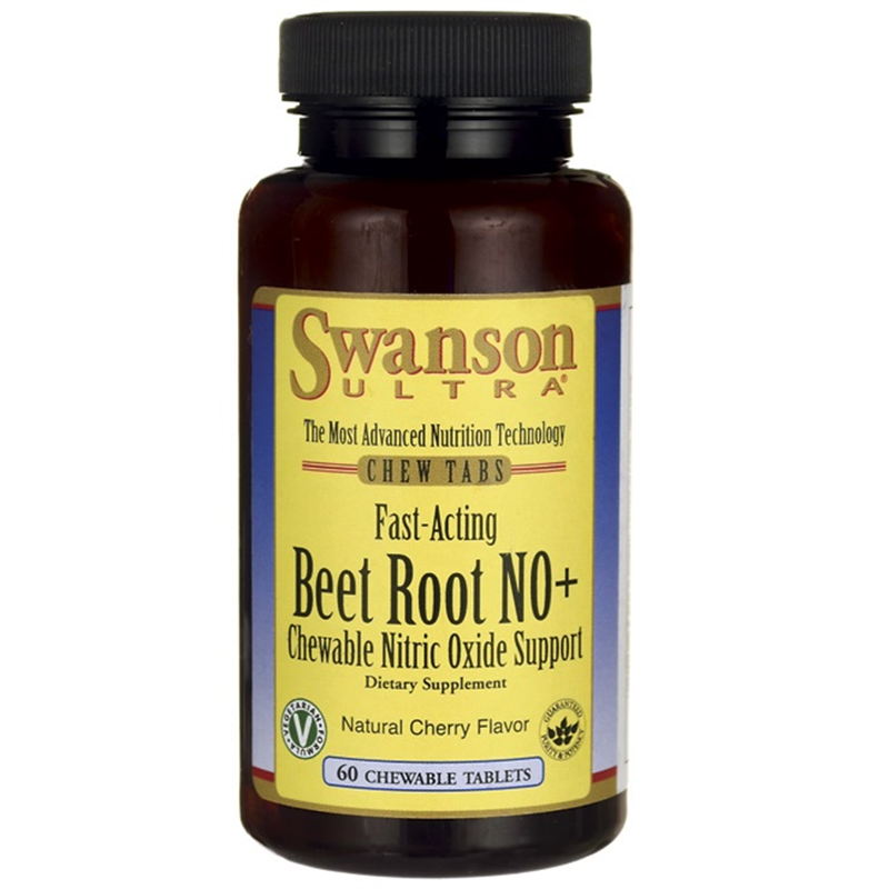 Swanson Fast-Acting Beet Root NO+