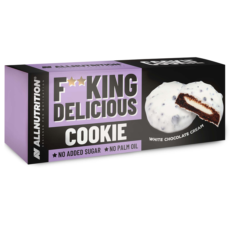 ALLNUTRITION Fitking Delicious Cookie White Chocolate Cream