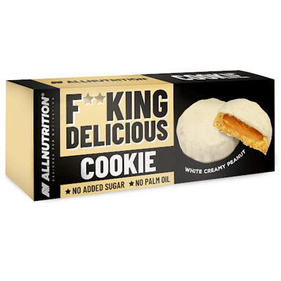 Fitking Delicious Cookie White Creamy Peanut