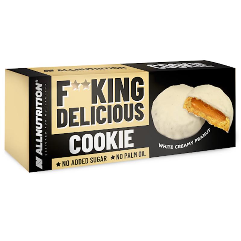 ALLNUTRITION Fitking Delicious Cookie White Creamy Peanut