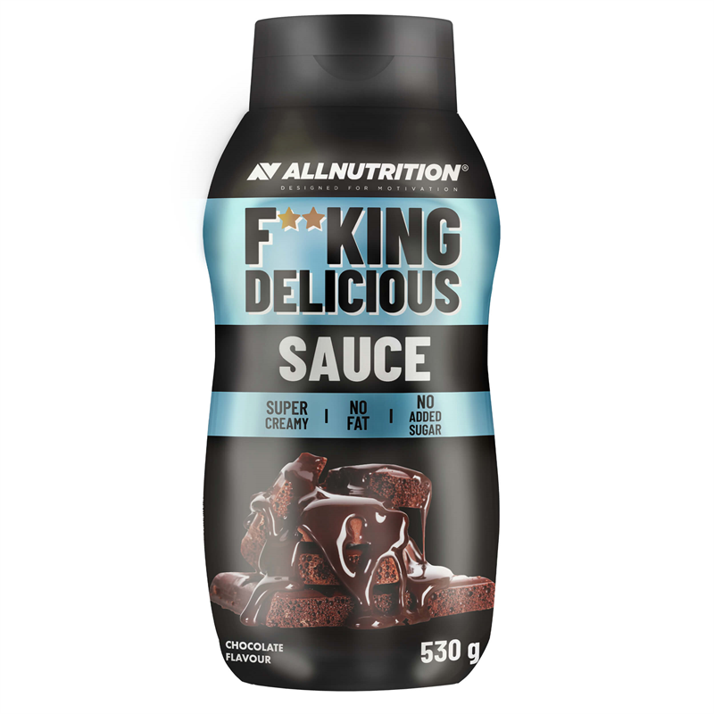 ALLNUTRITION Fitking Delicious Sauce Chocolate