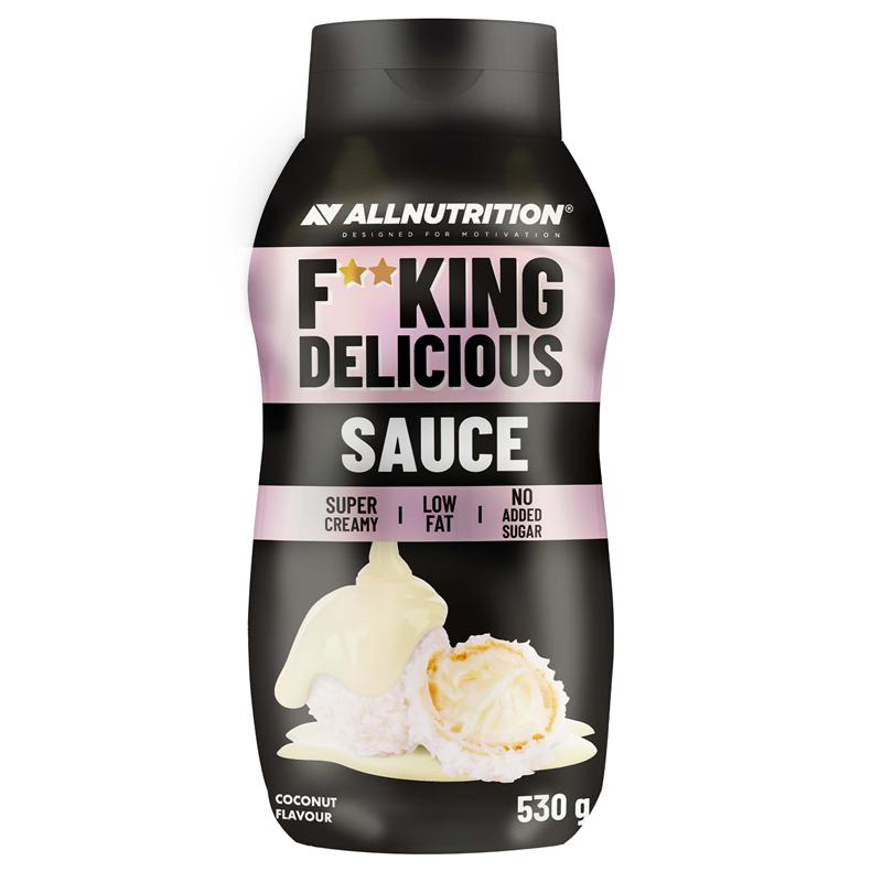 ALLNUTRITION Fitking Delicious Sauce Coconut