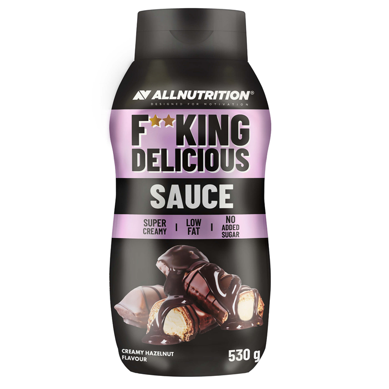 ALLNUTRITION Fitking Delicious Sauce Creamy Hazelnut