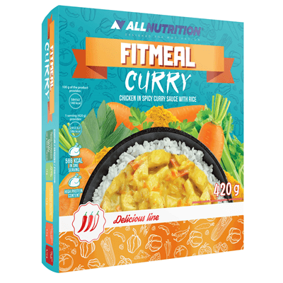Fitmeal Curry