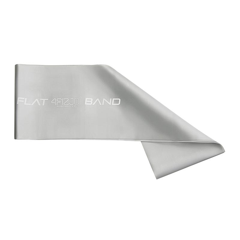Flat Band - Silver