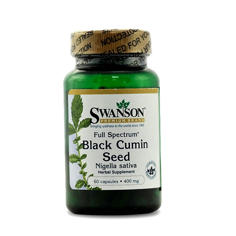 Swanson Full Spectrum Black Cumin Seed