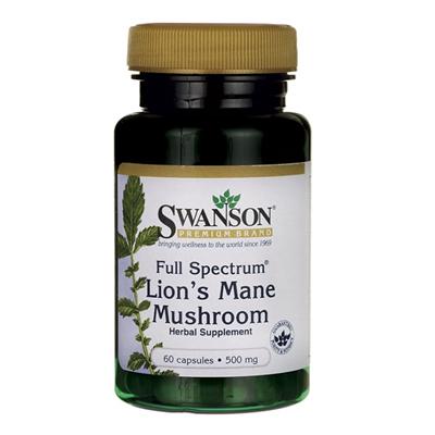 Full Spectrum Lion's Mane Mushroom