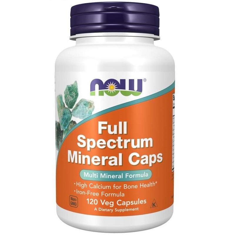 Now Full Spectrum Mineral Caps