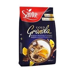GRANOLA GOLD CZEKOLADA POMARAŃCZA
