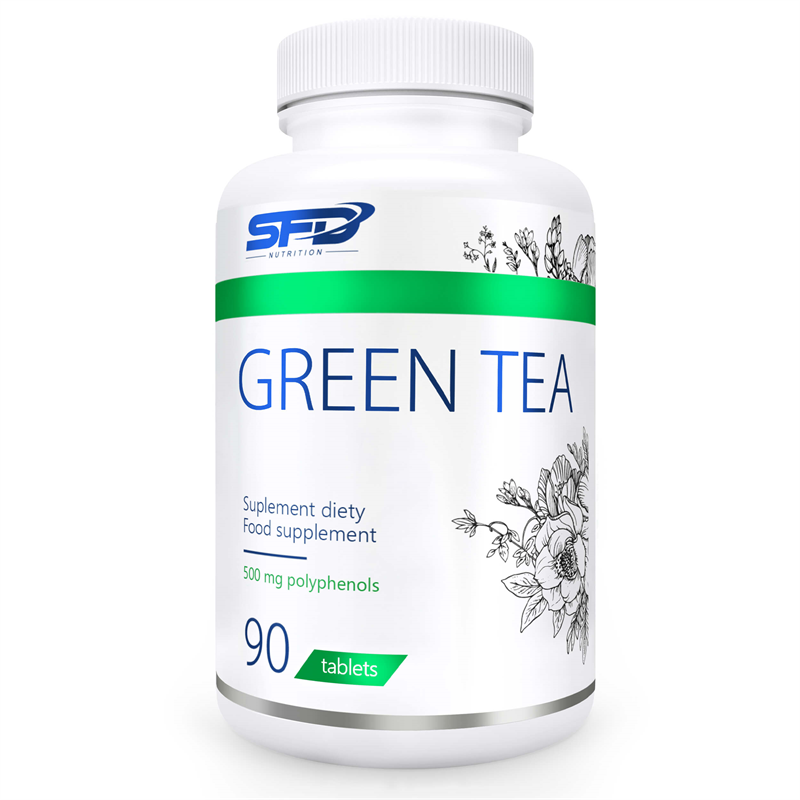 SFD NUTRITION GREEN TEA